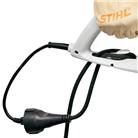 Приспособление для разгрузки кабеля от натяжения