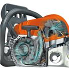 Воздушный фильтр с предварительной очисткой