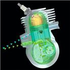 Двигатель 2-MIX